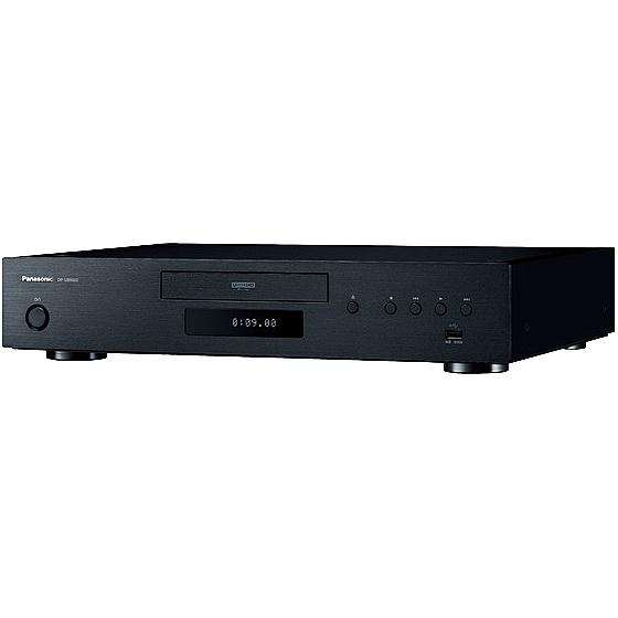 【送料無料】Panasonic DP-UB9000-K ブルーレイディスクプレーヤー (ブラック)【在庫目安:僅少】
