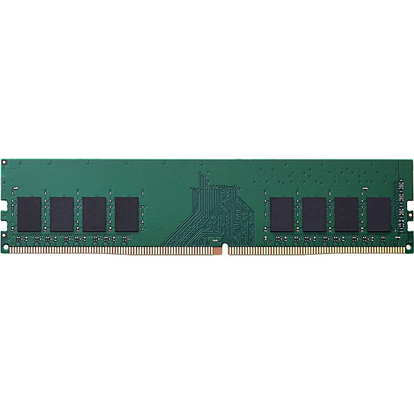 【送料無料】ELECOM EW2666-8G/RO EU RoHS指令準拠メモリモジュール/ DDR4-SDRAM/ DDR4-2666/ 288pin DIMM/ PC4-21300/ 8GB/ デスクトップ【在庫目安:お取り寄せ】