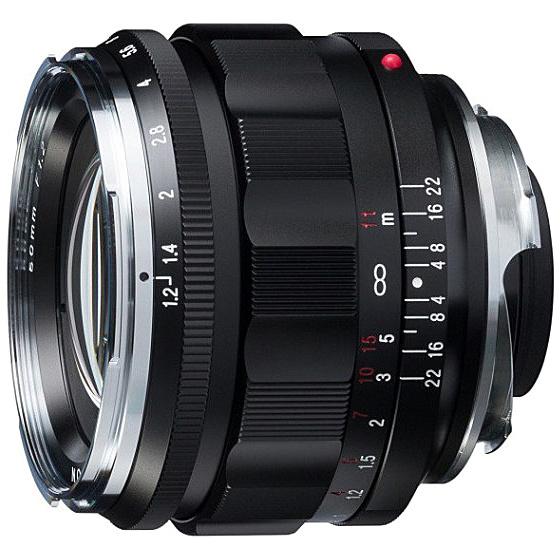 【送料無料】コシナ 132320 Voigtlander NOKTON 50mm F1.2 Aspherical VM【在庫目安:お取り寄せ】  カメラ 単焦点レンズ 交換レンズ レンズ 単焦点 交換 マウント ボケ