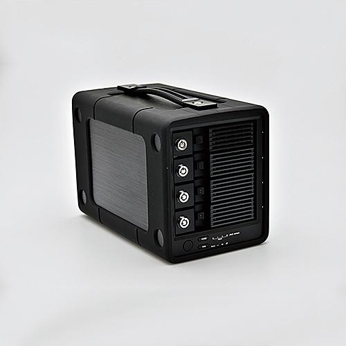 【送料無料】ELECOM ELD-4B040UBK 外付けHDD/ 4Bay/ RAID/ 4TB【在庫目安:お取り寄せ】| パソコン周辺機器 ディスクアレイ ディスク アレイ RAID HDD