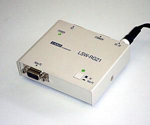【送料無料】ランドコンピュータ LSW-RG21B ノートPC対応2対1モニター切替器【在庫目安:お取り寄せ】