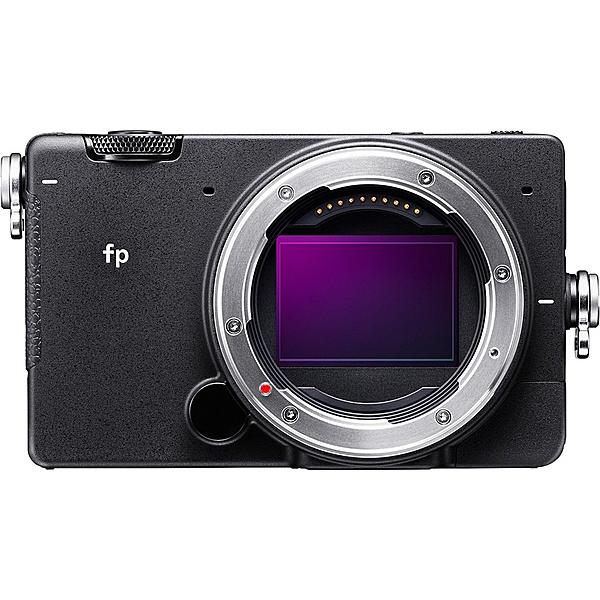 【送料無料】SIGMA fp DIGITAL CAMERA ボディ ミラーレス一眼カメラ fp ボディ【在庫目安:お取り寄せ】  カメラ ミラーレスデジタル一眼レフカメラ 一眼レフ カメラ デジタル一眼カメラ