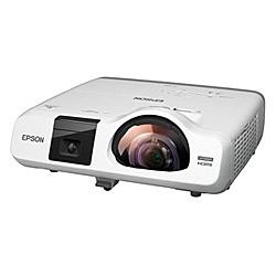 【送料無料】EPSON EB-536WT ビジネスプロジェクター/ 3400lm/ WXGA/ 超短焦点デスクトップモデル/ 電子黒板機能【在庫目安:僅少】