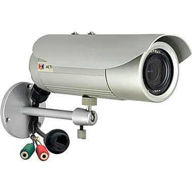 【送料無料】ACTi Corporation E43B 5-Megapixel Bulletカメラ(D/ N、Basic WDR)【在庫目安:お取り寄せ】  カメラ ネットワークカメラ ネカメ 監視カメラ 監視 屋外 録画