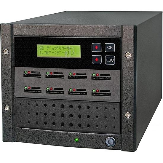 【送料無料】コムワークス SRSD-7D SDデュプリケーター SD写楽 1:7モデル【在庫目安:お取り寄せ】| パソコン周辺機器 フラッシュメモリコピーマシン デュプリケータ デュプリケーター コピー コピーマシン クローン デュプリケーター