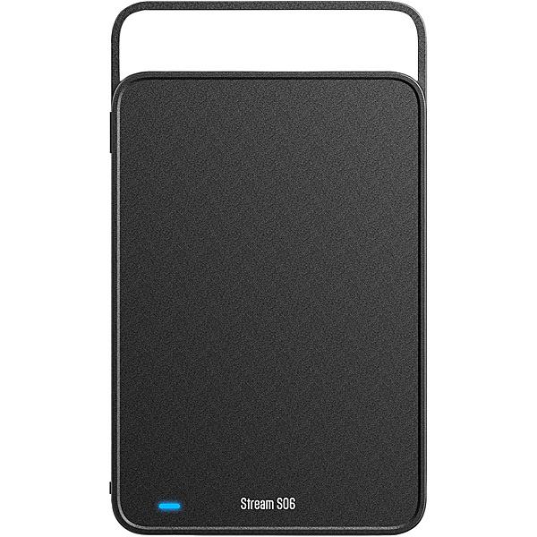 【送料無料】シリコンパワー SP020TBEHDS06A3KTV USB3.0/ 2.0対応 Stream S06 3.5インチ外付けHDD 2TB【在庫目安:お取り寄せ】  パソコン周辺機器