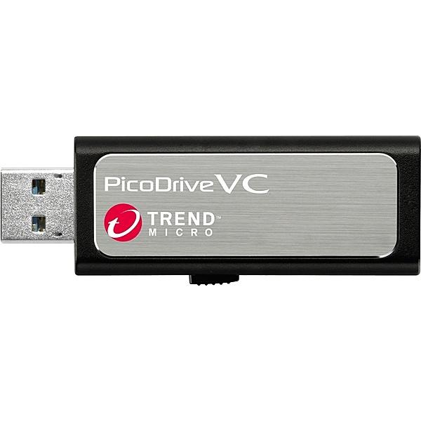 【送料無料】グリーンハウス GH-UF3VCM5-16G USB3.0メモリー 「ピコドライブVC」 管理ツール対応 5年版 16GB【在庫目安:お取り寄せ】