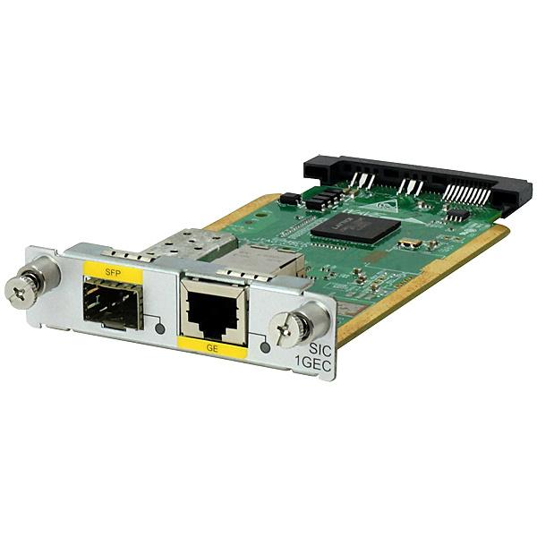 【送料無料】 JG738A HPE MSR 1port GbE Combo SIC Module【在庫目安:お取り寄せ】| パソコン周辺機器 拡張モジュール モジュール 拡張 PC パソコン