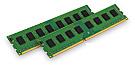 【送料無料】キングストン KVR16LN11K2/16 8GBx2枚 DDR3L 1600MHz Non-ECC CL11 1.35V Unbuffered DIMM 240-pin PC3L-12800【在庫目安:お取り寄せ】