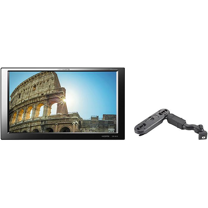 【送料無料】パイオニア TVM-W910 9V型ワイドVGAモニター【在庫目安:お取り寄せ】