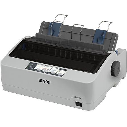 【送料無料】EPSON VP-D500 ドットインパクトプリンター/ ラウンド型/ 80桁(8インチ)【在庫目安:僅少】