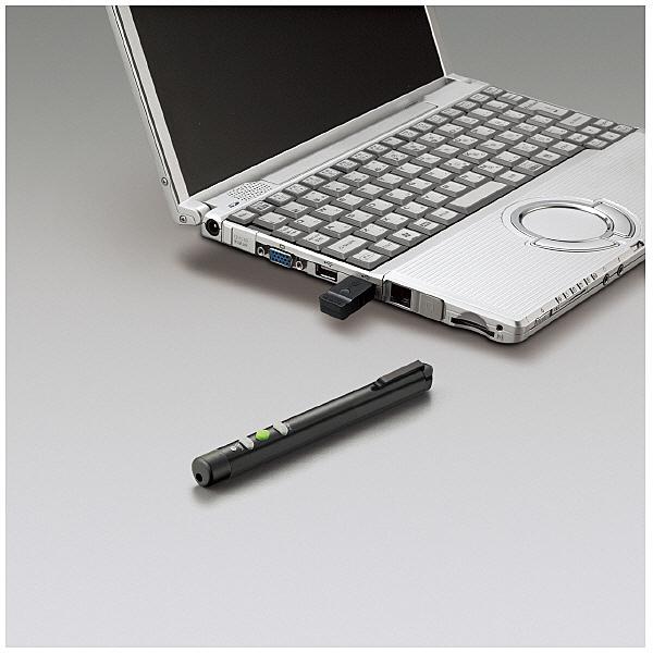 【送料無料】コクヨ ELP-G30N レーザーポインター for PC<GREEN>(ペンタイプ)【在庫目安:お取り寄せ】