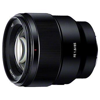 【送料無料】SONY SEL85F18 Eマウント交換レンズ FE 85mm F1.8【在庫目安:お取り寄せ】
