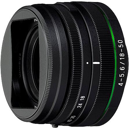【送料無料】 HD DA18-50F4-5.6 WR RE 標準ズームレンズ HD PENTAX-DA 18-50mmF4-5.6 DC WR RE【在庫目安:お取り寄せ】