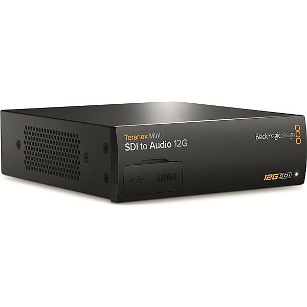 【送料無料】Blackmagic Design CONVNTRM/CA/SDIAU Teranex Mini - SDI to Audio 12G【在庫目安:お取り寄せ】| パソコン周辺機器 グラフィック ビデオ オプション ビデオ パソコン PC