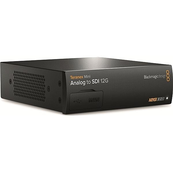 【送料無料】Blackmagic Design CONVNTRM/BB/ANSDI Teranex Mini - Analog to SDI 12G【在庫目安:お取り寄せ】| パソコン周辺機器 グラフィック ビデオ オプション ビデオ パソコン PC