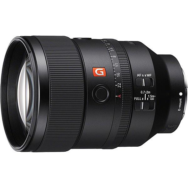 【送料無料】SONY(VAIO) SEL135F18GM Eマウント交換レンズ FE 135mm F1.8 GM【在庫目安:お取り寄せ】| カメラ 単焦点レンズ 交換レンズ レンズ 単焦点 交換 マウント ボケ