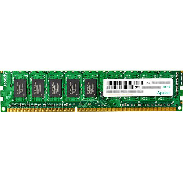 【送料無料】グリーンハウス GH-SV1333RHA-2G HPサーバ PC3-10600 DDR3 ECC RDIMM 2GB【在庫目安:お取り寄せ】