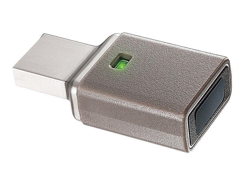 IODATA ED-FP/32G 32GB 指紋認証センサー付き セキュリティUSBメモリー 【送料無料】 【在庫目安:お取り寄せ】