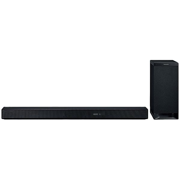 【送料無料】Panasonic SC-HTB900-K ホームシアターオーディオシステム (ブラック)【在庫目安:お取り寄せ】  AV機器 スピーカー オーディオ 音響 AV 屋内 室内