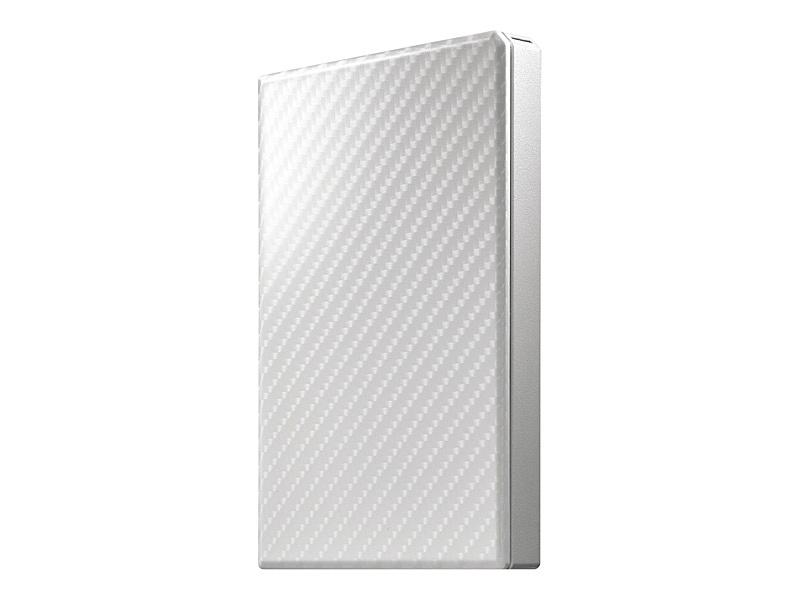 【在庫目安:あり】【送料無料】IODATA HDPT-UTS1W USB3.1 Gen1対応ポータブルハードディスク「高速カクうす」 セラミックホワイト 1TB| パソコン周辺機器 ポータブル 外付けハードディスクドライブ