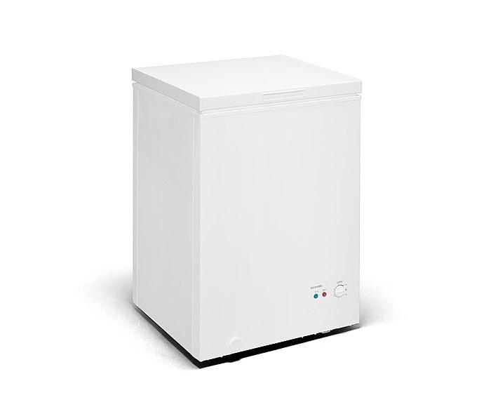 【送料無料】アイリスオーヤマ ICSD-10A-W 上開き式冷凍庫 100L【在庫目安:お取り寄せ】