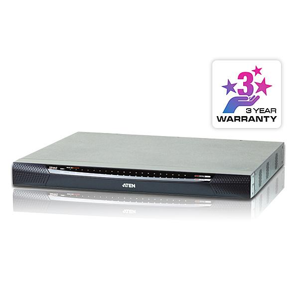 【送料無料】ATEN KN2140VA 2ユーザー 40ポート Over IP KVM バーチャルメディア対応【在庫目安:お取り寄せ】  パソコン周辺機器 KVMスイッチ ラックマウント KVM スイッチ PC パソコン