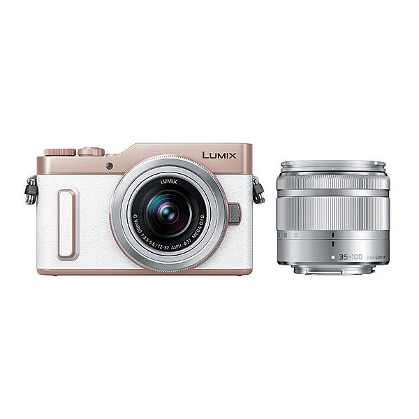 【送料無料】Panasonic DC-GF90WA-W デジタル一眼カメラ LUMIX GF90 ダブルズームキット (ホワイト)【在庫目安:お取り寄せ】| カメラ ミラーレスデジタル一眼レフカメラ 一眼レフ カメラ デジタル一眼カメラ