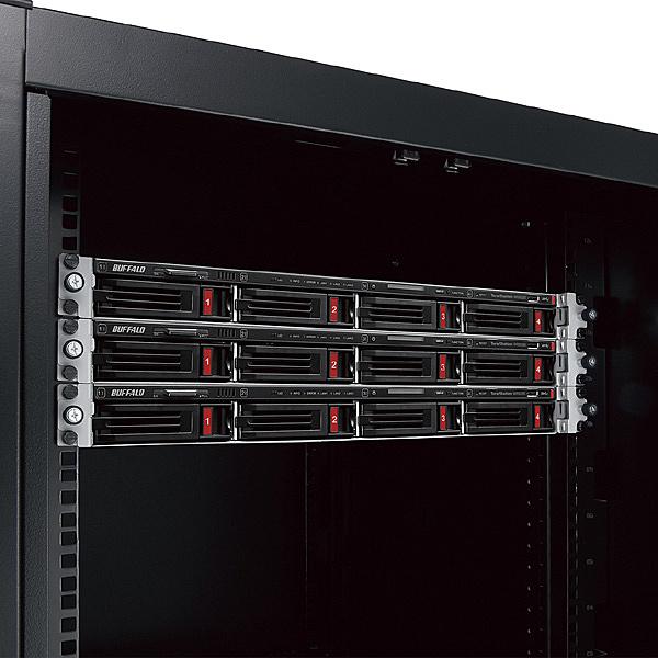 【送料無料】バッファロー WS5420RN04W9 Windows Server IoT 2019 for Storage Workgroup Edition搭載 4ベイラックマウントNAS 4TB【在庫目安:お取り寄せ】| パソコン周辺機器 WindowsNAS Windows Nas RAID ラックマウント ラック マウント