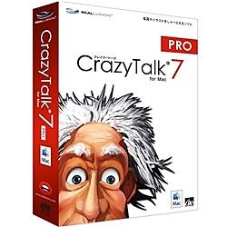 【送料無料】AHS SAHS-40863 CrazyTalk 7 PRO for Mac【在庫目安:お取り寄せ】