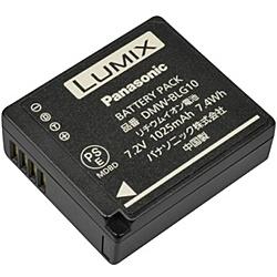 【送料無料】Panasonic DMW-BLG10 バッテリーパック【在庫目安:お取り寄せ】