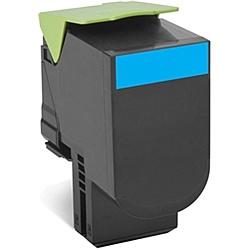 【送料無料】レックスマークレーザープリンタ 80C80C0 808C シアンリターントナーカートリッジ 1000枚【在庫目安:お取り寄せ】| トナー カートリッジ トナーカットリッジ トナー交換 印刷 プリント プリンター