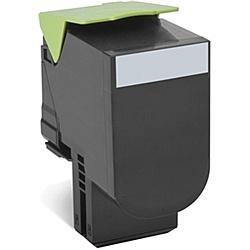 【送料無料】レックスマークレーザープリンタ 80C8SK0 808SK ブラック標準リターントナーカートリッジ 2500枚【在庫目安:お取り寄せ】  トナー カートリッジ トナーカットリッジ トナー交換 印刷 プリント プリンター