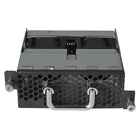 【送料無料】 JG553A HPE X712 Back (power side) to Front (port side) Airflow High Volume Fan Tray【在庫目安:僅少】