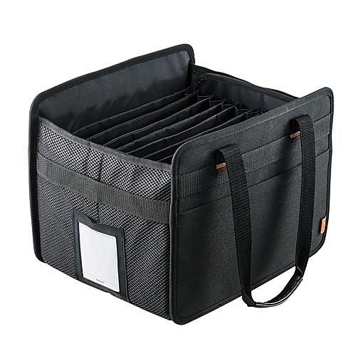 【送料無料】サンワサプライ BAG-BOX6BK らくらくタブレットPCキャリー(ブラック)【在庫目安:お取り寄せ】