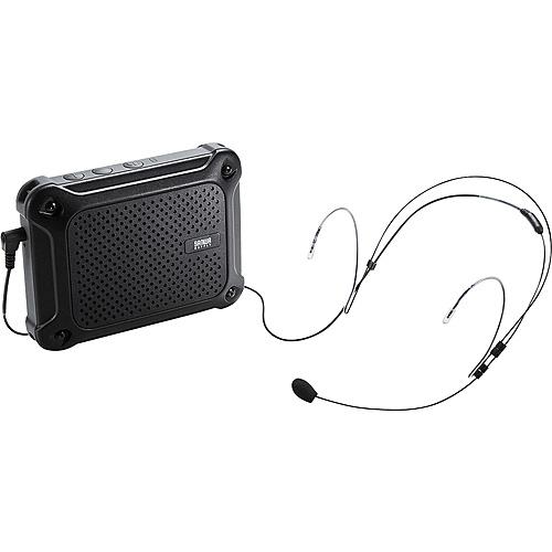 【送料無料】サンワサプライ MM-SPAMP6 防水ハンズフリー拡声器スピーカー【在庫目安:お取り寄せ】