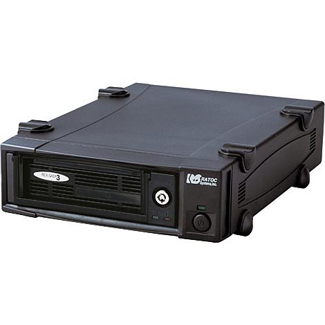 【送料無料】ラトックシステム SA3-DK1-EU3X USB3.0/ eSATA リムーバブルケース (外付け1ベイ)【在庫目安:お取り寄せ】