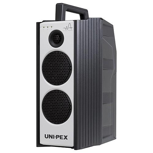 【送料無料】ユニペックス WA-872SU 防滴型ワイヤレスアンプ 800MHz帯 ダイバシティ CD/ SD付き【在庫目安:お取り寄せ】  AV機器 業務用 アンプ アンプリファイヤ 増幅器 音響 音楽 バンド オーディオ