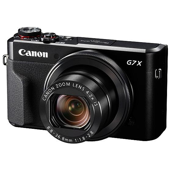 【送料無料】Canon 1066C004 デジタルカメラ PowerShot G7 X Mark II【在庫目安:僅少】