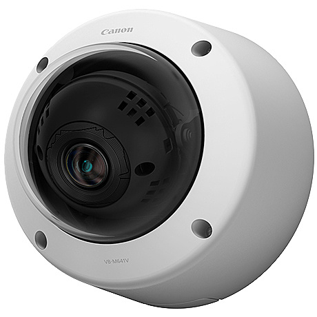 【送料無料】Canon 0309C001 ネットワークカメラ VB-M641V【在庫目安:お取り寄せ】  カメラ ネットワークカメラ ネカメ 監視カメラ 監視 屋内 録画