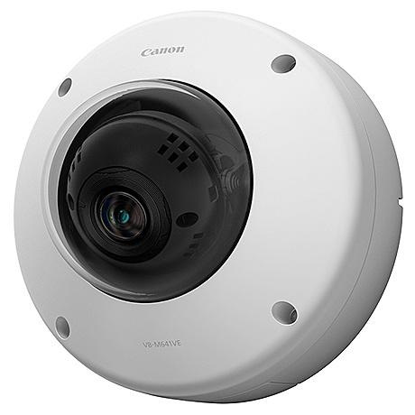 【送料無料】Canon 0308C001 ネットワークカメラ VB-M641VE【在庫目安:お取り寄せ】  カメラ ネットワークカメラ ネカメ 監視カメラ 監視 屋外 録画