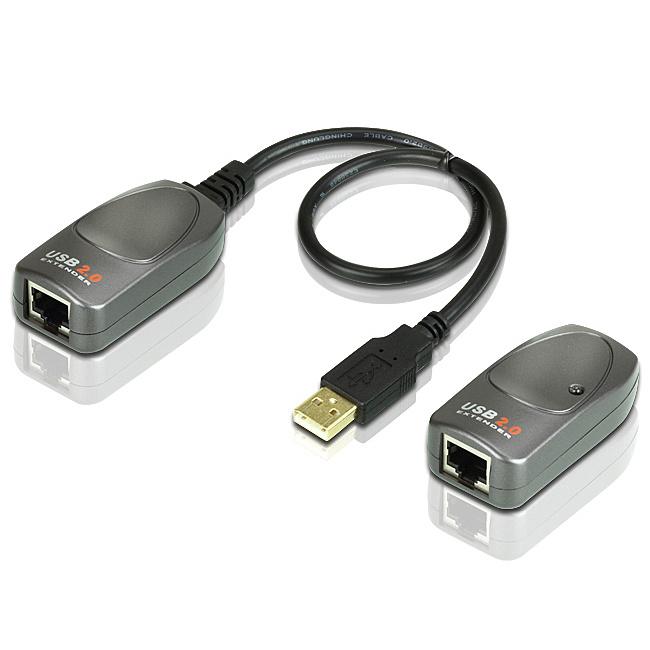 【送料無料】ATEN UCE260 USB2.0エクステンダー【在庫目安:お取り寄せ】