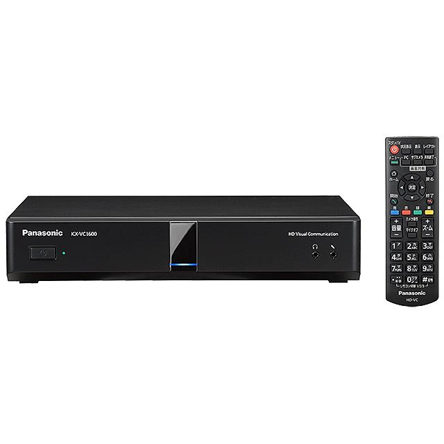【在庫目安:あり】【送料無料】Panasonic KX-VC1600J HD映像コミュニケーションユニット