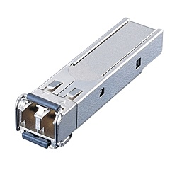 【送料無料】バッファロー BS-SFP-GLR ギガビットSFP光トランシーバ 1000BASE-LX(LCコネクタ)タイプ【在庫目安:お取り寄せ】  パソコン周辺機器 SFPモジュール 拡張モジュール モジュール SFP スイッチングハブ 光トランシーバ トランシーバ PC パソコン