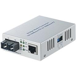 【在庫目安:あり】【送料無料】バッファロー LTR2-TX-MFC2R 光メディアコンバータ 2芯マルチモード 100BASE-TX:100BASE-FX(SC) 2km