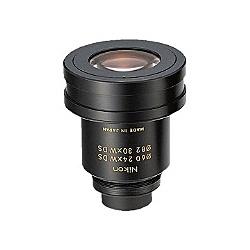 【送料無料】Nikon 24XWDS フィールドスコープDS接眼レンズ 16xワイド/ 24xワイド/ 30xワイド【在庫目安:お取り寄せ】