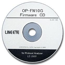 【送料無料】ラインアイ OP-FW10G 高速HDLC通信ファームウェア【在庫目安:お取り寄せ】
