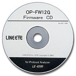【送料無料】ラインアイ OP-FW12G 高速HDLC/ SPI通信用ファームウェア【在庫目安:お取り寄せ】