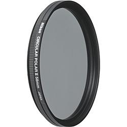 【送料無料】Nikon 58SPL2 円偏光フィルターII 58mm【在庫目安:お取り寄せ】| カメラ 偏光フィルター 偏光フィルタ 偏光 フィルター フィルタ レンズフィルター レンズフィルタ