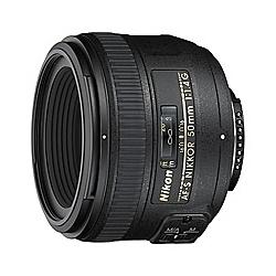 【送料無料】Nikon AFS50G AF-S NIKKOR 50mm f/ 1.4G【在庫目安:お取り寄せ】  カメラ 単焦点レンズ 交換レンズ レンズ 単焦点 交換 マウント ボケ